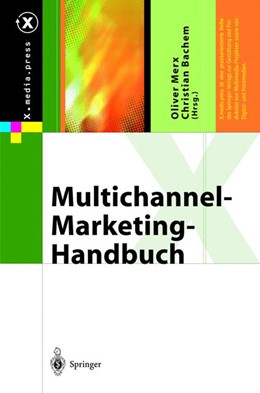 Abbildung von Merx / Bachem   Multichannel-Marketing-Handbuch   2003