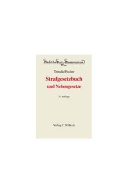 Abbildung von Tröndle / Fischer | Strafgesetzbuch | 51. neu bearb. Aufl. | 2003 | und Nebengesetze<br>Kommentar<... | Band 10