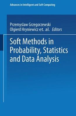 Abbildung von Grzegorzewski / Hryniewicz | Soft Methods in Probability, Statistics and Data Analysis | 1. Auflage | 2002 | 16 | beck-shop.de