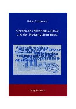 Abbildung von Ridlhammer | Chronische Alkoholkrankheit und der Modality Shift Effect | 2004 | 7