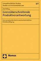 Produktabbildung für 978-3-8329-5007-1