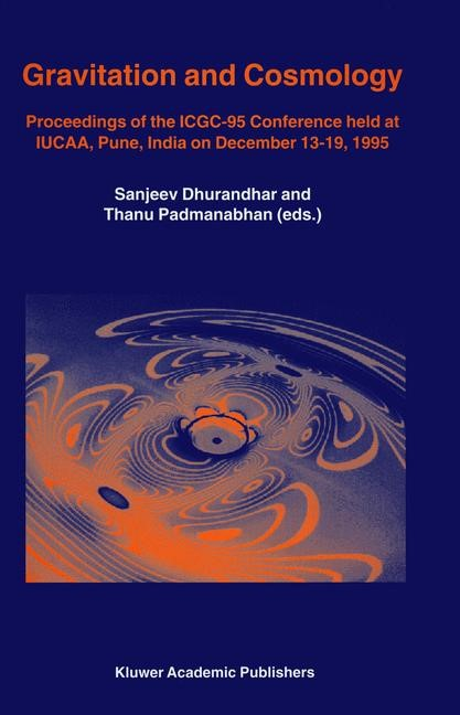 Abbildung von Dhurandhar / Padmanabhan | Gravitation and Cosmology | 1997