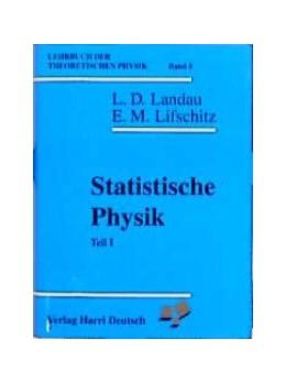 Abbildung von Landau / Lenk / Lifschitz | Statistische Physik | 8., ber. Aufl. | 1991 | Teil 1