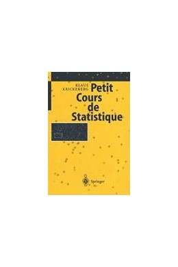 Abbildung von Krickeberg | Petit Cours de Statistique | 1996