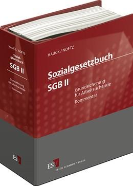 Abbildung von Hauck / Noftz | Sozialgesetzbuch (SGB) II: Grundsicherung für Arbeitssuchende • ohne Aktualisierungsservice | Loseblattwerk mit Aktualisierungen | 2019 | Kommentar