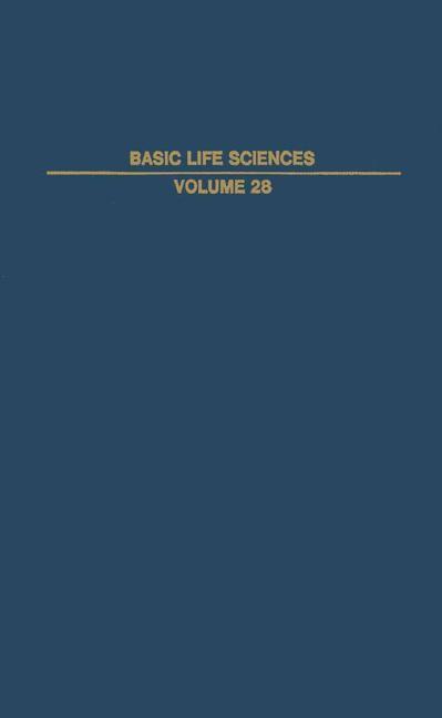 Genetic Control of Environmental Pollutants   Omenn / Hollaender / Wilson, 1984   Buch (Cover)