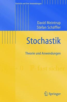 Abbildung von Meintrup / Schäffler | Stochastik | 2004 | Theorie und Anwendungen