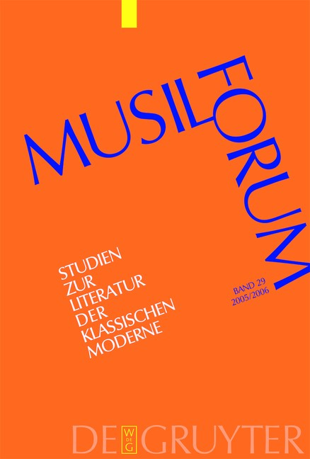 2005/2006, 2007 | Buch (Cover)