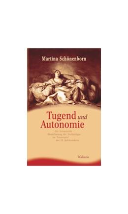 Abbildung von Schönenborn   Tugend und Autonomie   2004   Die literarische Modellierung ...   4