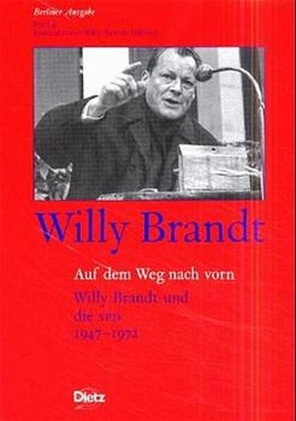 Berliner Ausgabe / Auf dem Weg nach vorn | Brandt, 2000 | Buch (Cover)
