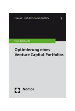 Abbildung von Reichardt | Optimierung eines Venture Capital-Portfolios | 2007 | 3