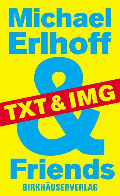 Michael Erlhoff & Friends   Brandes, 2006   Buch (Cover)