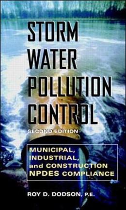 Abbildung von Dodson | Storm Water Pollution Control: Municipal, Industrial and Construction NPDES Compliance | 1998