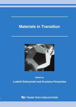 Abbildung von Dobrzynski / Perzynska | Materials in Transition | 2006