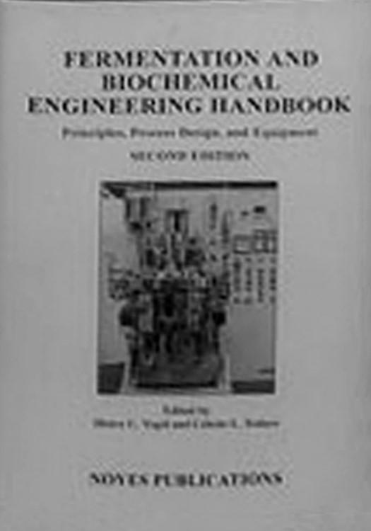 Abbildung von Vogel / Todaro | Fermentation and Biochemical Engineering Handbook | 1996