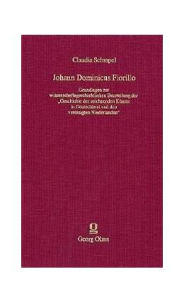 Abbildung von Schrapel | Johann Dominicus Fiorillo | 2004 | Grundlagen zur wissenschaftsge... | 155