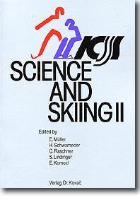 Science and Skiing II | Müller / Schwameder / Raschner / Lindinger / Kornexl, 2001 | Buch (Cover)