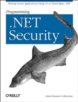 Abbildung von Adam Freeman / Allen Jones | Programming .NET Security | 2003