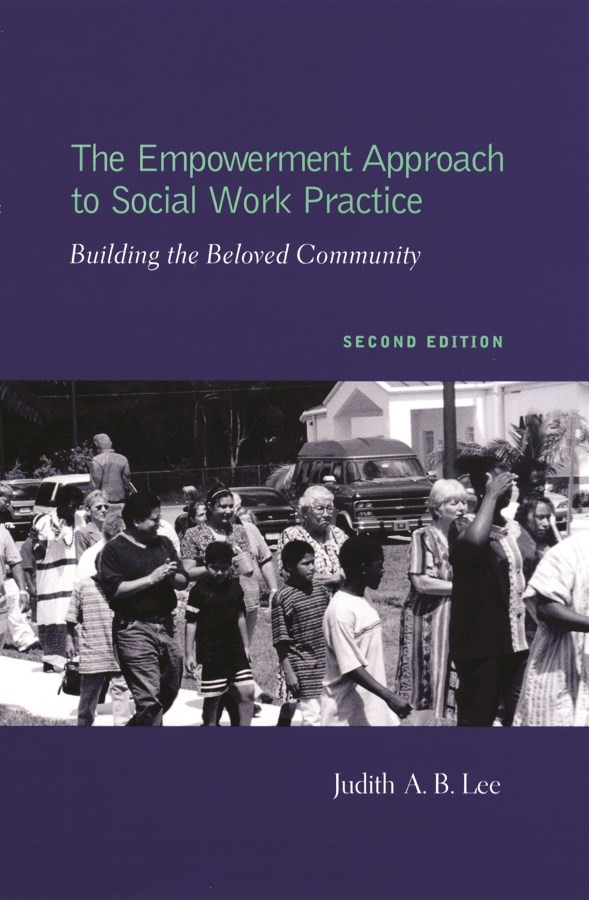 Abbildung von Lee   The Empowerment Approach to Social Work Practice   second edition   2001