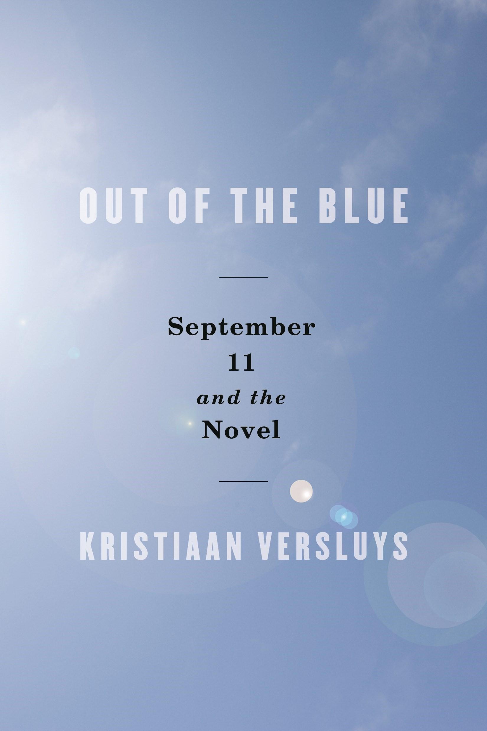 Abbildung von Versluys | Out of the Blue | 2009