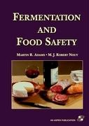 Fermentation and Food Safety | Adams / Nout, 2001 | Buch (Cover)