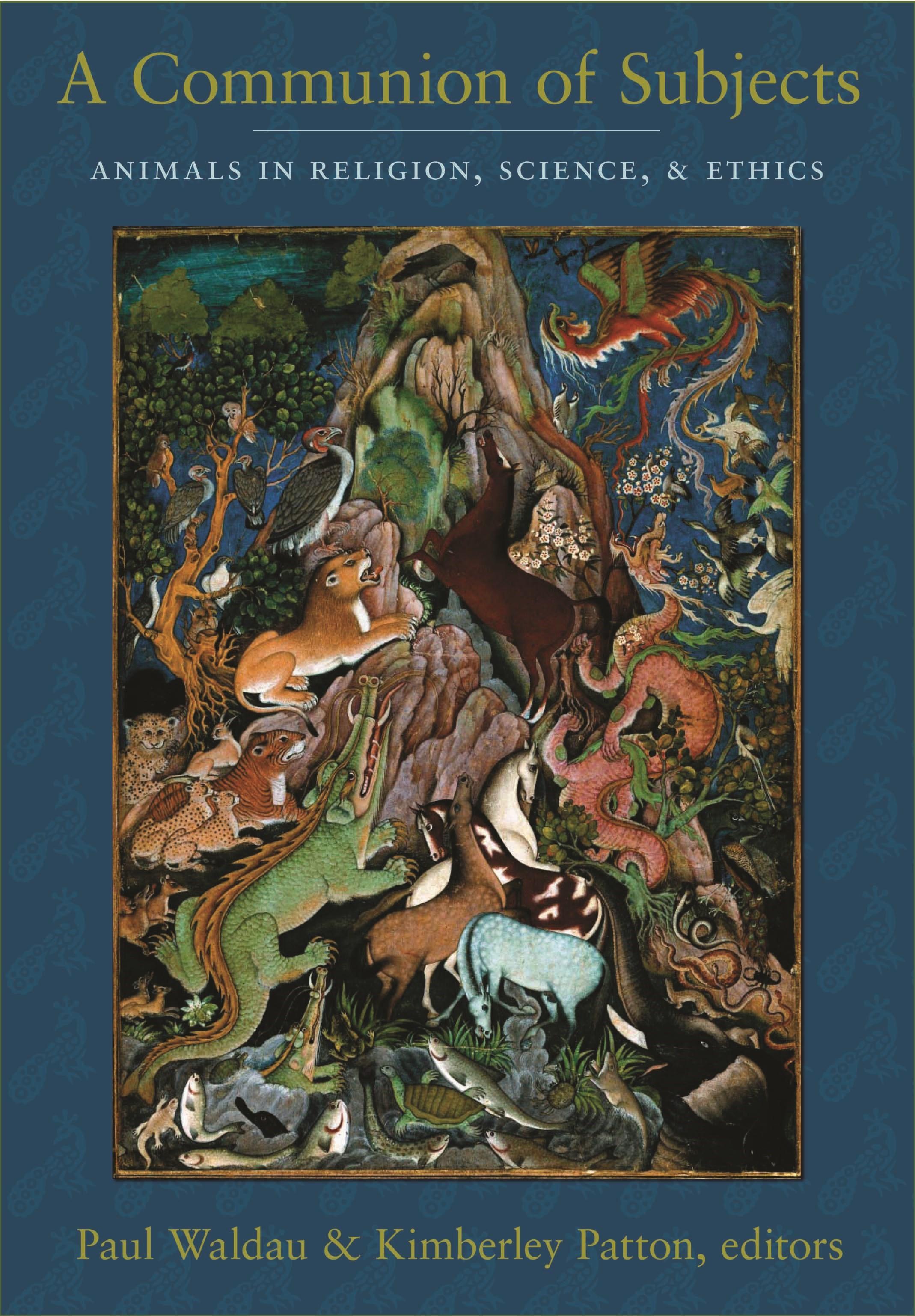 Abbildung von Waldau / Patton | A Communion of Subjects | 2006