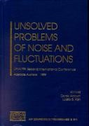 Unsolved Problems of Noise and Fluctuations | Abbott / Kish, 2000 | Buch (Cover)