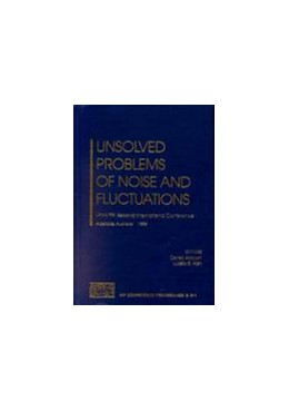 Abbildung von Abbott / Kish | Unsolved Problems of Noise and Fluctuations | 2000 | UPoN'99: Second International ... | 511