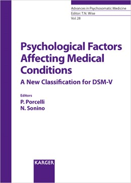Abbildung von Porcelli / Sonino | Psychological Factors Affecting Medical Conditions | 2007 | A New Classification for DSM-V... | 28