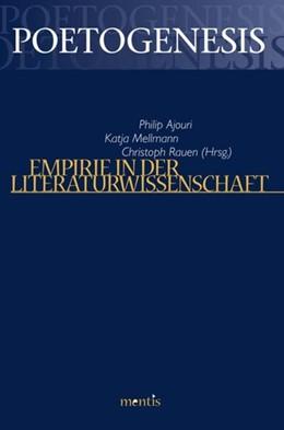 Abbildung von Mellmann   Emotionalisierung – Von der Nebenstundenpoesie zum Buch als Freund   2007   Eine emotionspsychologische An...   4