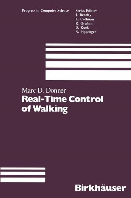 Abbildung von Donner | Real-Time Control of Walking | 1986
