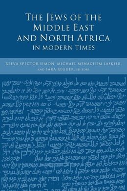 Abbildung von Simon / Laskier / Reguer | The Jews of the Middle East and North Africa in Modern Times | 2003