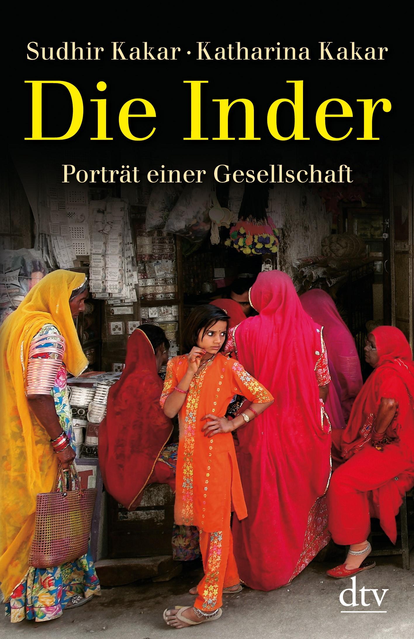 Die Inder | Kakar, 2011 | Buch (Cover)