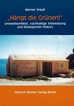 Abbildung von Krauß   Hängt die Grünen!   2001   Umweltkonflikte, nachhaltige E...