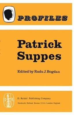 Abbildung von Bogdan | Patrick Suppes | 1979 | 1