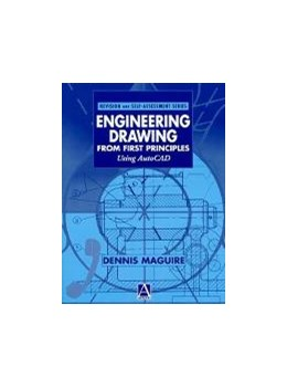 Abbildung von Maguire | Engineering Drawing from First Principles | 1998 | Using AutoCAD