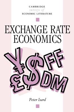 Abbildung von Isard | Exchange Rate Economics | 1995