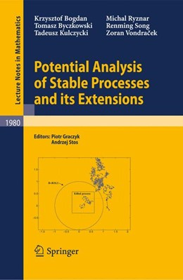 Abbildung von Bogdan / Graczyk / Stos   Potential Analysis of Stable Processes and its Extensions   2009   1980
