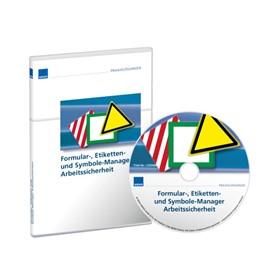 Abbildung von Ott | Formular-, Etiketten- und Symbole-Manager Arbeitssicherheit | 44. Auflage | 2015 | beck-shop.de