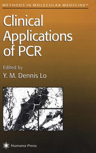 Clinical Applications of PCR | Lo, 1998 | Buch (Cover)