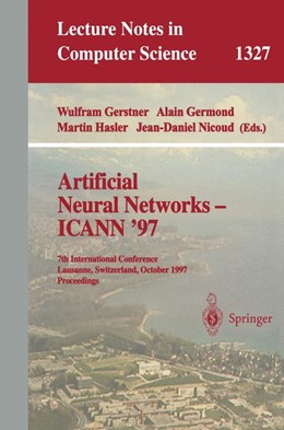 Abbildung von Gerstner / Germond / Hasler / Nicoud | Artificial Neural Networks — ICANN '97 | 1997 | 7th International Conference L... | 1327