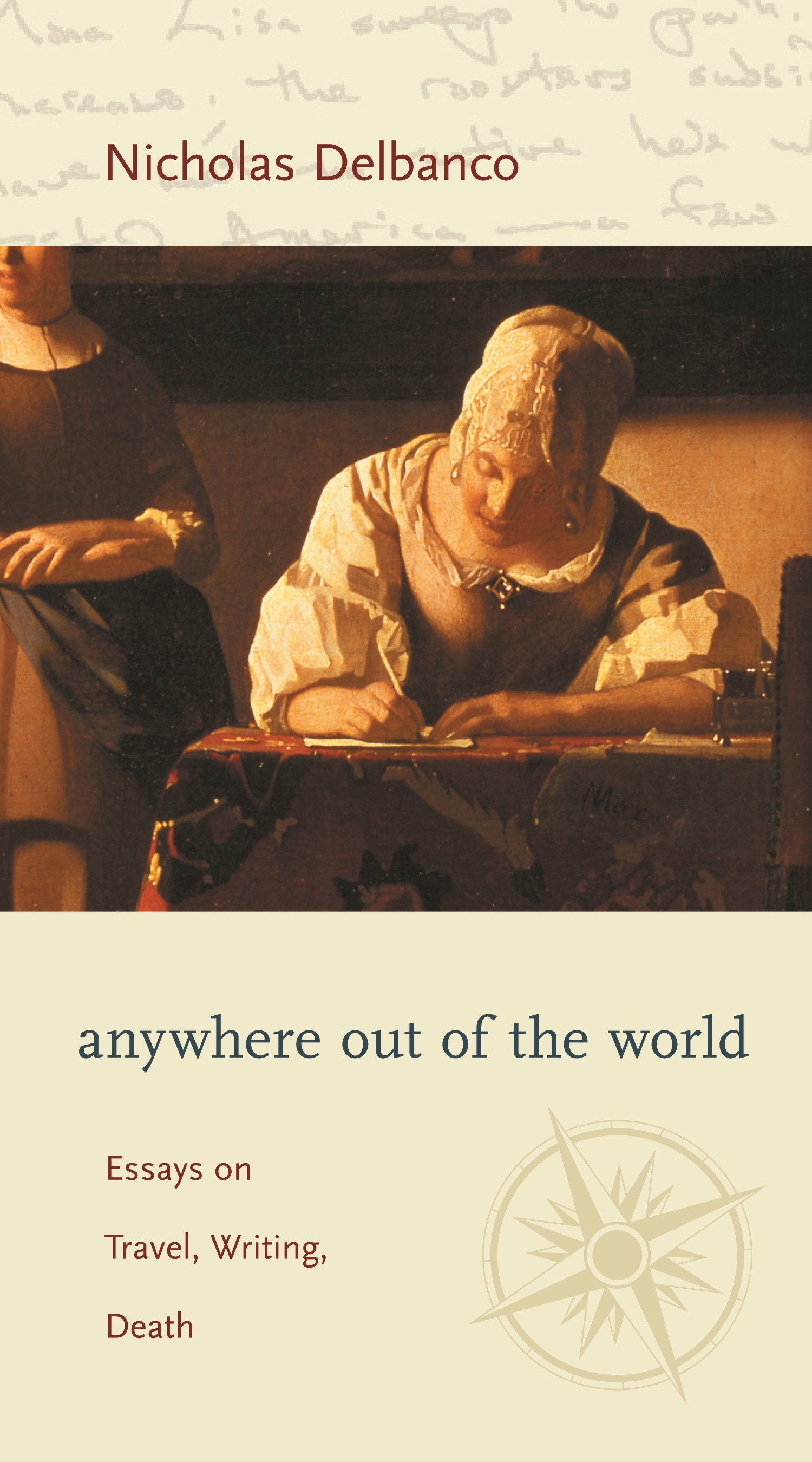 Abbildung von Delbanco | Anywhere out of the World | 2005