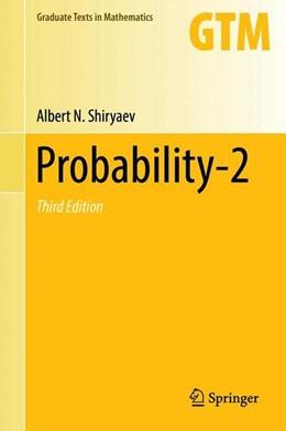 Abbildung von Shiryaev | Probability | 2019 | Volume 2 | 95