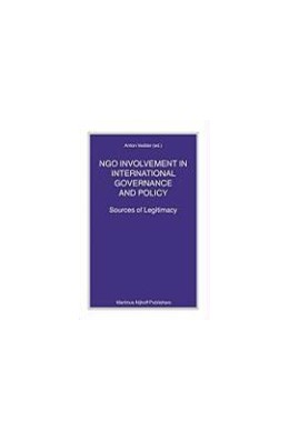 Abbildung von Vedder   NGO Involvement in International Governance and Policy   2007   Sources of Legitimacy   72