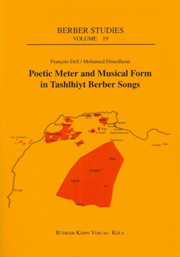 Abbildung von Dell / Elmedlaoui | Poetic Meter and Musical Form in Tashlhiyt Berber Songs | 2008 | 19