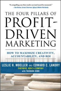 Abbildung von Moeller / Landry | The Four Pillars of Profit-Driven Marketing: How to Maximize Creativity, Accountability, and ROI | 2009