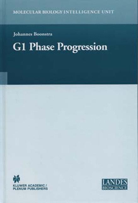 Abbildung von Boonstra | Regulation of G1 Phase Progression | 2003