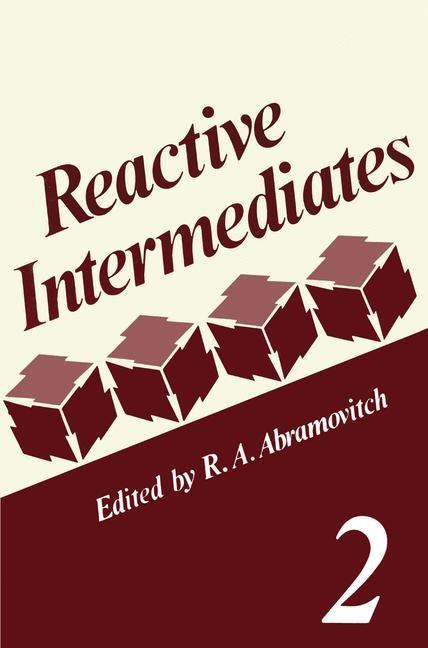 Reactive Intermediates   Abramovitch, 1999   Buch (Cover)