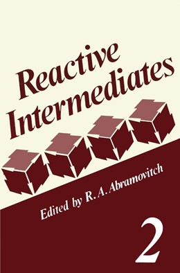 Abbildung von Abramovitch | Reactive Intermediates | 1999 | Volume 2