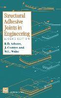 Abbildung von Adams / Comyn / Wake | Structural Adhesive Joints in Engineering | 1997